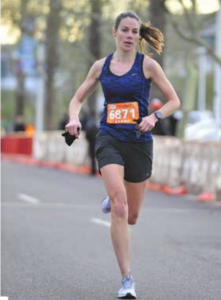 Celeste Goodson is a mother runner herself