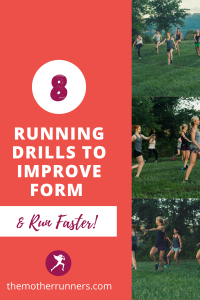 8 running drills to make you run faster & have better running form