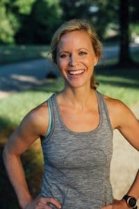 Whitney Heins, founder of The Mother Runners