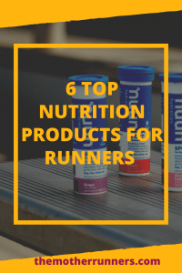 6 Nutrition Products for Runners