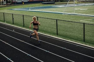 Strides will make you run faster