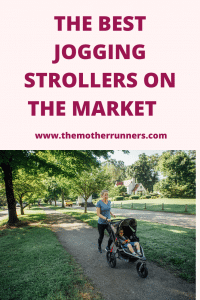 The best jogging strollers on the market