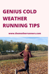 Genius cold weather running tips