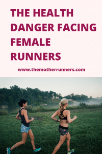 The health danger facing female runners