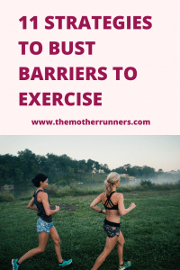 11 strategies to bust barriers to exercise.
