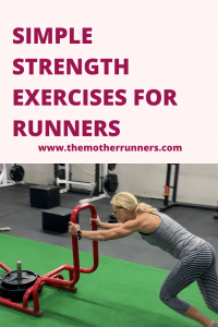 Simple strength exercises for runners