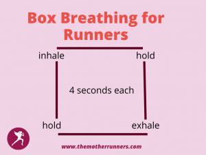 box breathing for runners