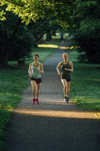 Progression runs train their bodies to run faster while fatigued and speed recovery.