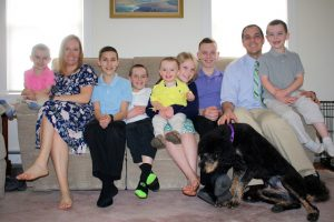 Mother Runner of the Month, Colleen Martin