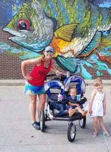 Mother Runner of the Month--Katie Middleton