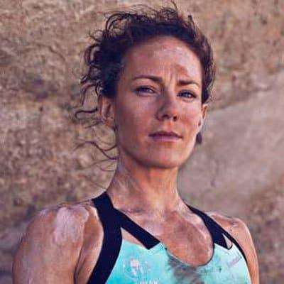 Rose Wetzel, spartan racer.