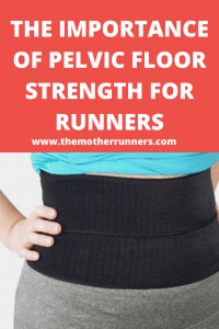 Pelvic floor health is important for all women, but especially runners.