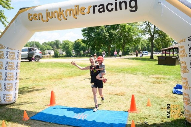 Kerri Maess is our August Mother Runner of the Month