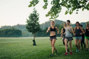Easy running is key for building cardiovascular strength and recovery.