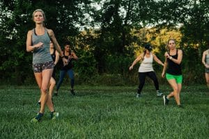 Active warm-ups help you run faster and start injury-free