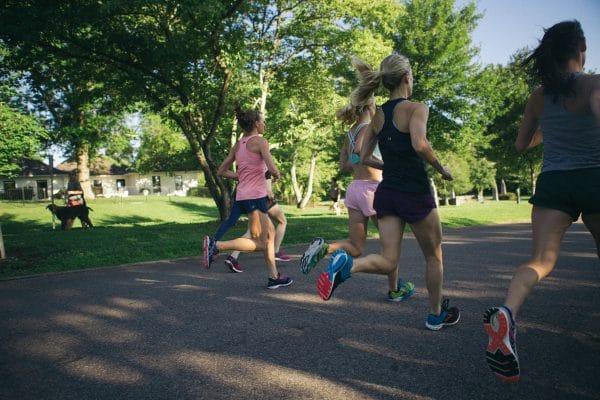 Intermediate half-marathon training plan