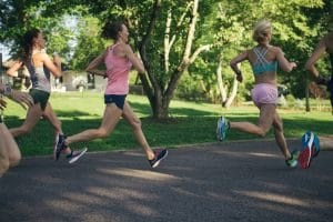 Running boosts your immune system as long as you don't run too hard or for too long.