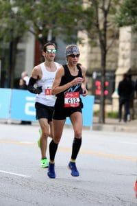 Andi qualified for the 2020 Olympic Trials in the marathon after having two babies.