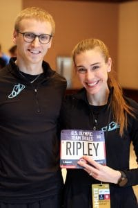 Andi and Zach Ripley co-founded the running website and podcast, atozrunning.com.