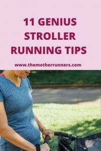 11 Genius Stroller Running Tips