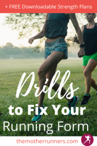 drill to fix your running form