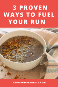 3 proven ways to fuel your run