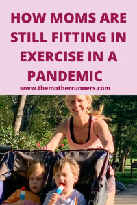 A The Mother Runners survey finds that 98% of mother runners are still running in the pandemic.