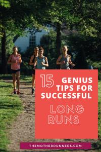 15 tips to make long runs successful