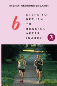 return to running