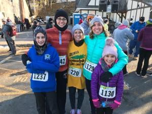 November Mother Runner of the Month: Donna Villavicencio