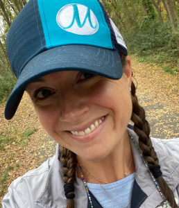 Mother runner of the month KC Metz