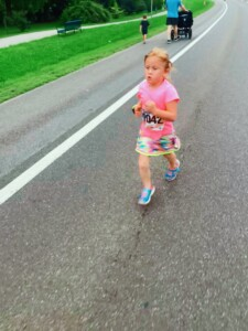 how to get kids to start running