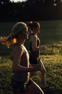 how I became a morning runner