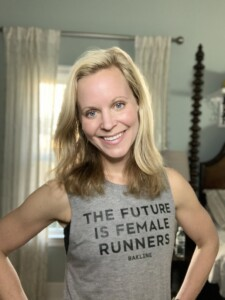 Whitney Heins is a running coach and the founder of The Mother Runners