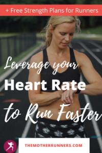 leverage your heart rate to run faster