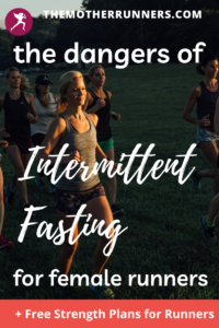 the dangers of intermittent fasting for runners
